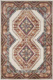 Safavieh Bijar Bij647a Ivory - Rust Area Rug
