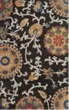 Safavieh Blossom BLM401A Charcoal - Multi Area Rug