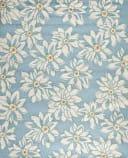 Safavieh Blossom BLM924A Light Blue / Ivory Area Rug