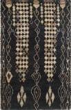 Safavieh Bohemian Boh664a Black - Beige Area Rug