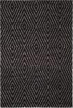 Safavieh Bohemian Boh702a Black - Ivory Area Rug