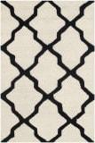Safavieh Cambridge Cam121w Ivory - Black Area Rug