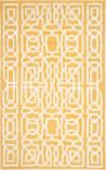 Safavieh Cambridge Cam570q Gold - Ivory Area Rug