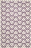Safavieh Chatham Cht719f Purple / Ivory Area Rug