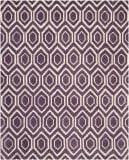 Safavieh Chatham CHT731F Purple / Ivory Area Rug