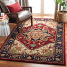 Safavieh Classic CL225A Assorted - Red Area Rug