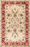 Safavieh Classic CL398A Gold - Red Area Rug