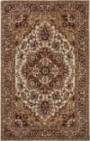 Safavieh Classic CL763A Light Gold - Red Area Rug