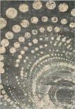 Safavieh Constellation Vintage Cnv749 Light Grey - Multi Area Rug