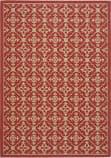 Safavieh Courtyard CY6564-28 Red / Creme Area Rug