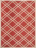 Safavieh Courtyard CY6923-248 Red / Bone Area Rug