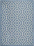 Safavieh Courtyard CY6926-243 Blue / Beige Area Rug