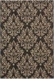 Safavieh Courtyard CY6930-26 Black / Creme Area Rug