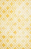 Safavieh Dip Dye Ddy537h Gold - Ivory Area Rug
