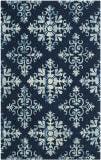 Safavieh Dip Dyed Ddy720n Navy - Blue Area Rug