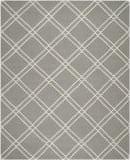 Safavieh Dhurries DHU638B Grey / Ivory Area Rug