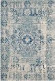 Safavieh Evoke EVK260C Ivory - Blue Area Rug