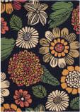 Safavieh Four Seasons Frs391e Black Area Rug