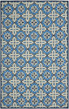 Safavieh Four Seasons Frs414d Blue Area Rug