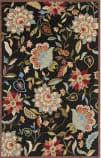Safavieh Four Seasons FRS435B Black / Purple Area Rug