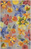 Safavieh Four Seasons Frs468c Grey / Orange Area Rug