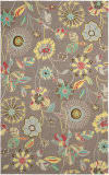 Safavieh Four Seasons Frs482a Grey / Blue Area Rug