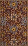 Safavieh Four Seasons Frs513b Burgundy Area Rug