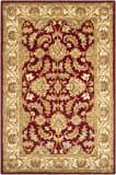 Safavieh Heritage HG628D Red - Ivory Area Rug