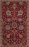 Safavieh Heritage HG655A Red Area Rug
