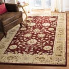 Safavieh Heritage HG813A Red - Gold Area Rug
