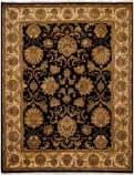 Safavieh Imperial Jap425a Black - Ivory Area Rug