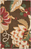 Safavieh Jardin Jar326a Brown / Multi Area Rug