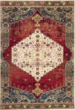 Safavieh Kashan Ksn300b Ivory - Blue Area Rug