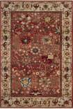 Safavieh Kashan Ksn303l Red - Beige Area Rug