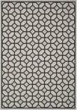 Safavieh Linden Lnd127a Light Grey - Charcoal Area Rug