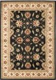 Safavieh Lyndhurst LNH553-9012 Black / Ivory Area Rug