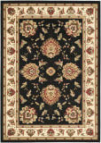 Safavieh Lyndhurst LNH555-9012 Black / Ivory Area Rug