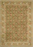 Safavieh Lyndhurst LNH556-5252 Green / Green Area Rug
