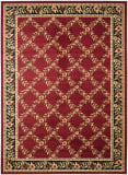 Safavieh Lyndhurst LNH557-4090 Red / Black Area Rug