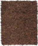 Safavieh Leather Shag Lsg601b Saddle Area Rug