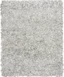 Safavieh Leather Shag Lsg601c Grey - White Area Rug
