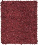 Safavieh Leather Shag Lsg601d Red Area Rug