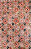 Safavieh Luxor Lux161a Purple - Rust Area Rug