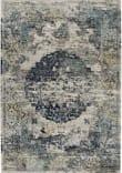 Safavieh Madison Mad158f Light Grey - Blue Area Rug