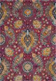 Safavieh Madison Mad600a Fuchsia - Gold Area Rug