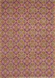 Safavieh Madison Mad605a Fuchsia - Gold Area Rug