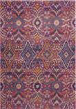 Safavieh Madison Mad610m Fuchsia - Multi Area Rug
