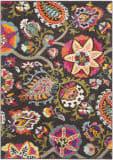 Safavieh Monaco Mnc229b Brown - Multi Area Rug