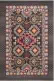 Safavieh Monaco Mnc240b Brown - Multi Area Rug