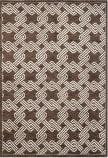 Safavieh Mosaic Mos156a Brown / Creme Area Rug